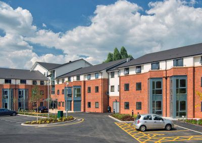 Anderton Place Extra Care, Northwich