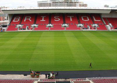 Bristol Sport Ashton Gate Stadium