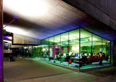 Brunel University Framework, London