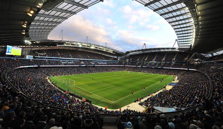 City of Manchester Stadium & Athletics Arena