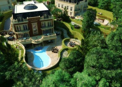 Coombe Green Villas, London