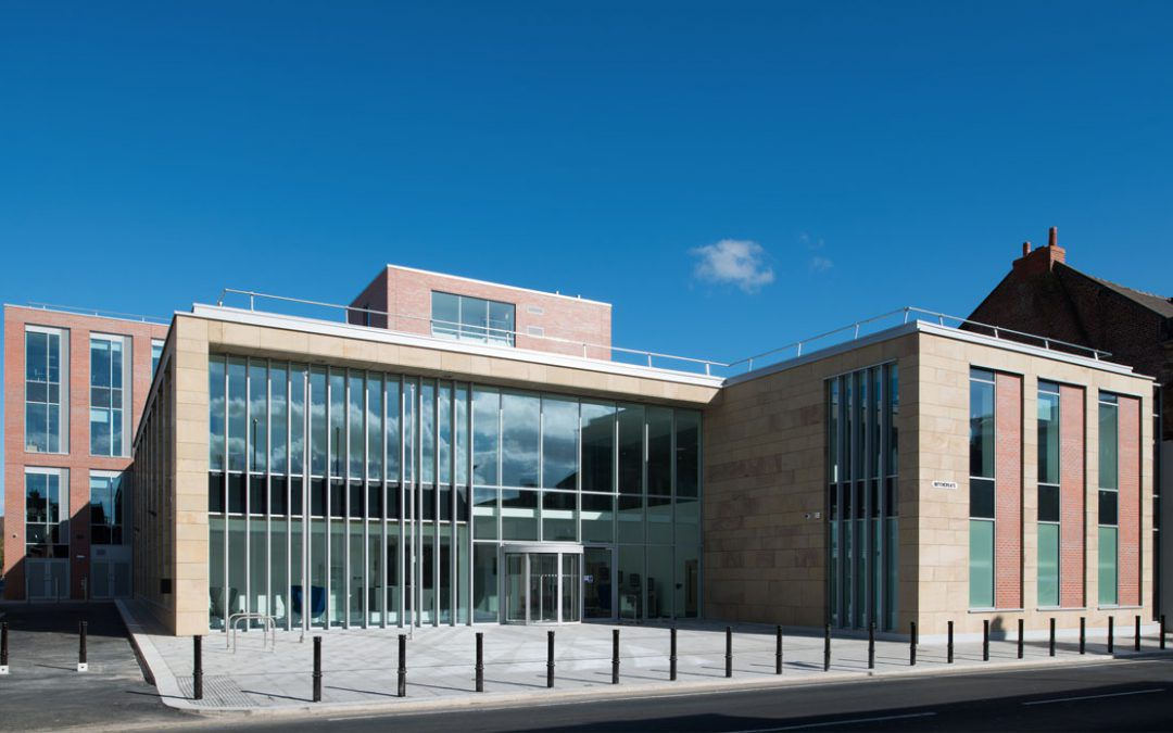 Cumbria County Council Offices