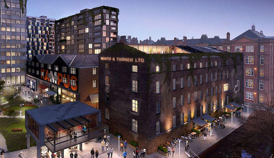 Bringing historic buildings back to life at Kampus