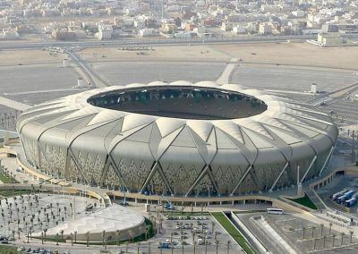 King Abdulla Stadium, Saudi Arabia