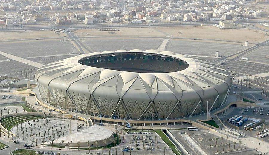 King Abdulla Stadium, Saudi Arabia