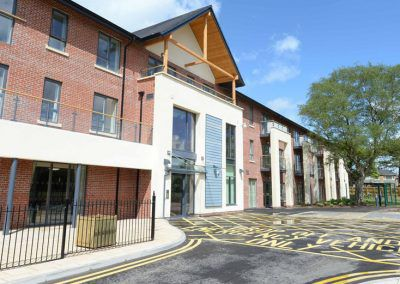 Kingswood Extra Care, Newton