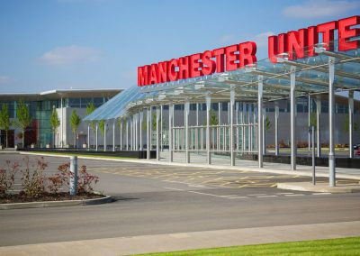 MUFC Training Ground, Carrington
