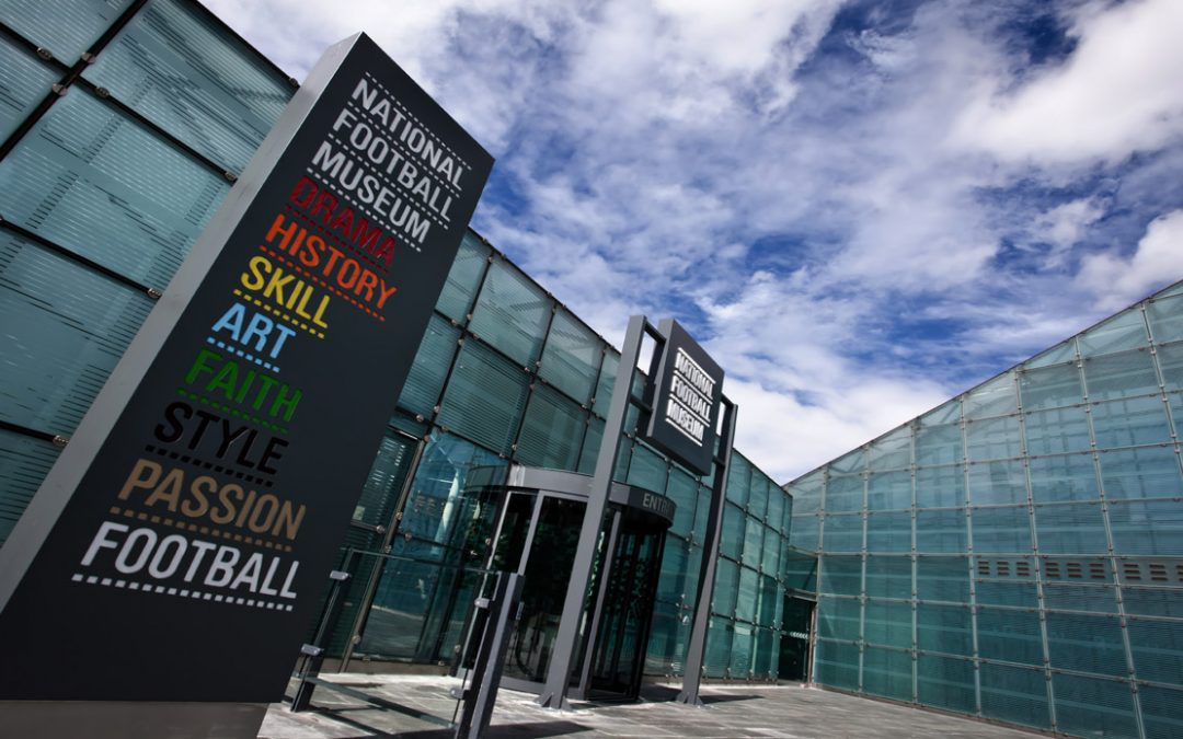 National Football Museum, Manchester