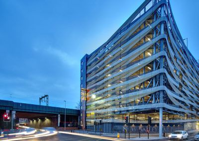 New Bailey Car Park, Salford