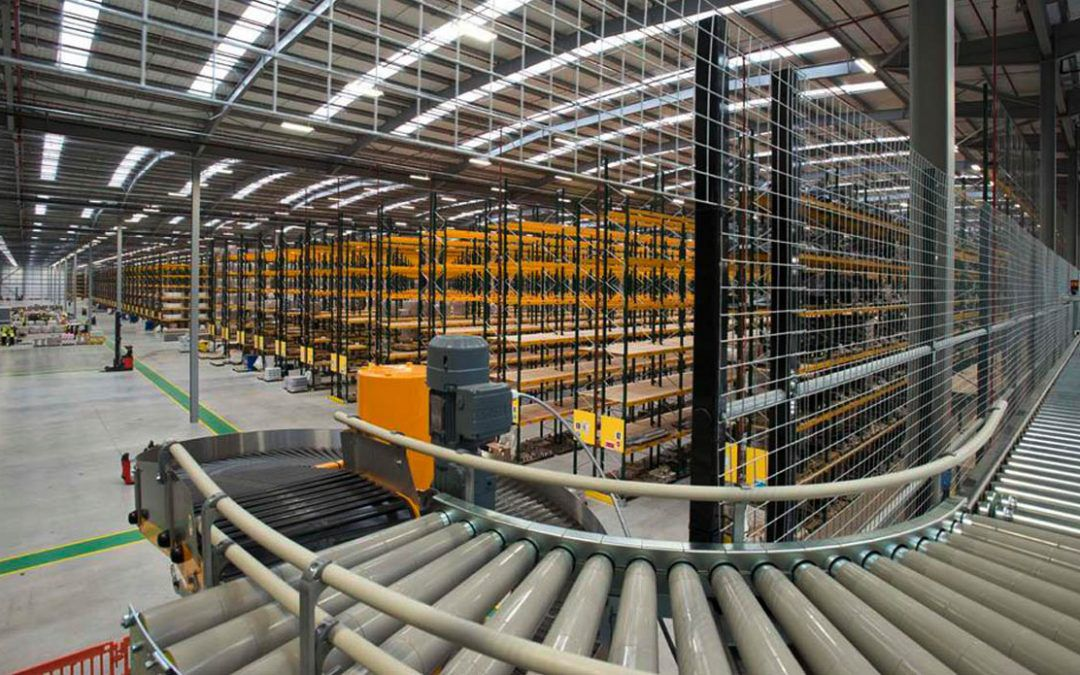 Sector Focus: Industry and Logistics