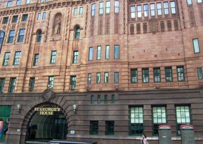 St George's House, Manchester