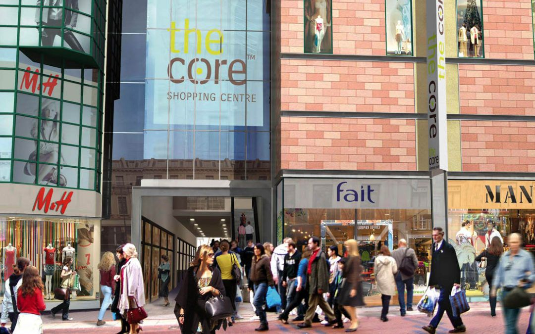The Core Shopping Centre, Leeds