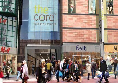 The Core Shopping Centre, Leeds
