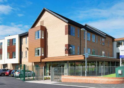 Thornlea Care Home, Manchester