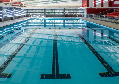 Uttoxeter Leisure Centre, Staffordshire