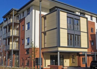 Abbots Wood Extra Care