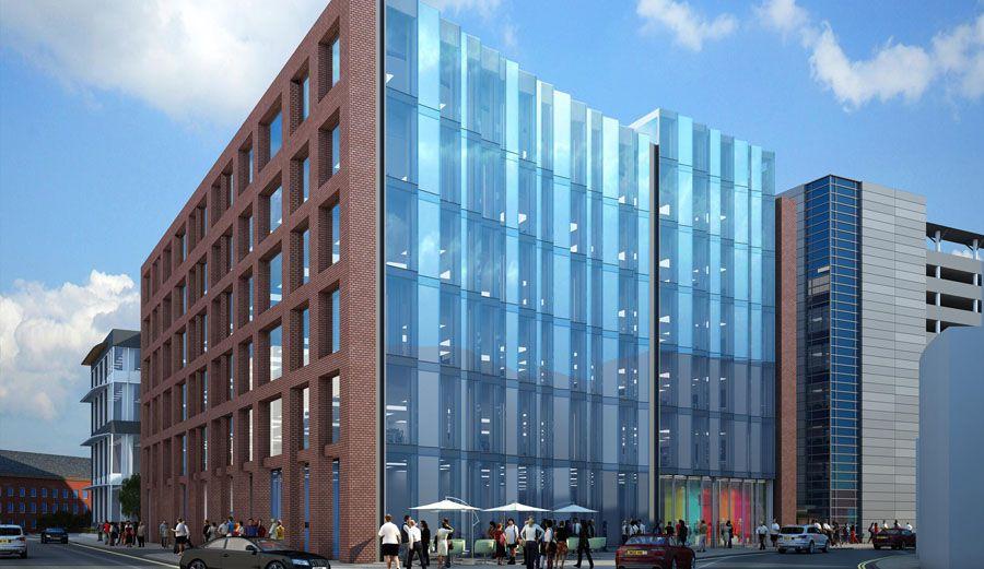 Addleshaw Goddard Offices, Leeds