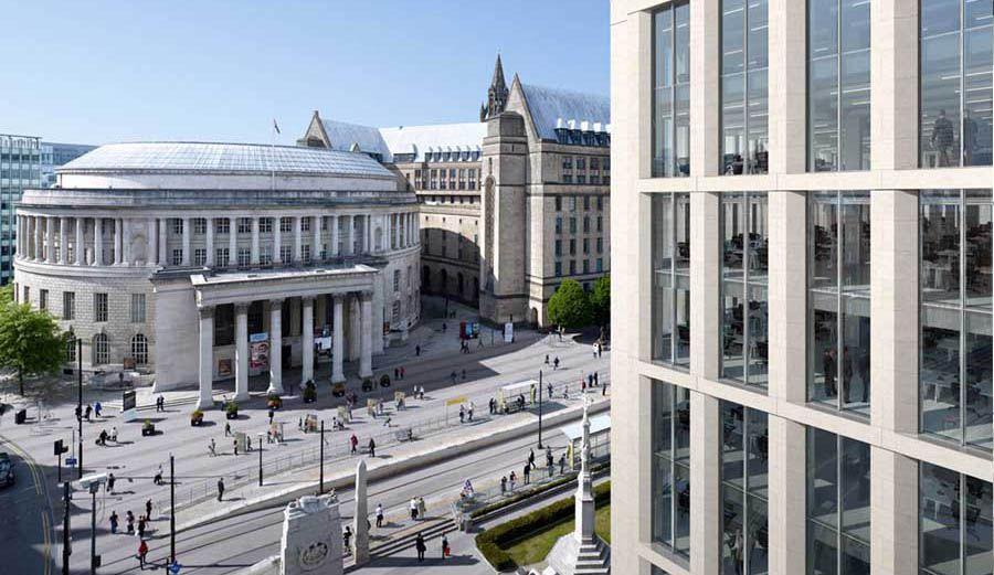 Addleshaw Goddard Offices, Manchester