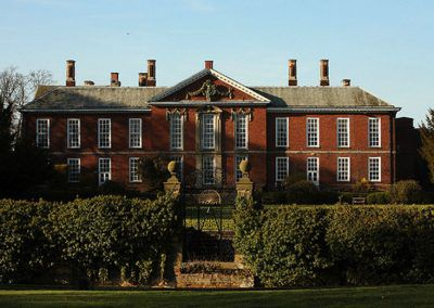 Bosworth Hall, Warwickshire