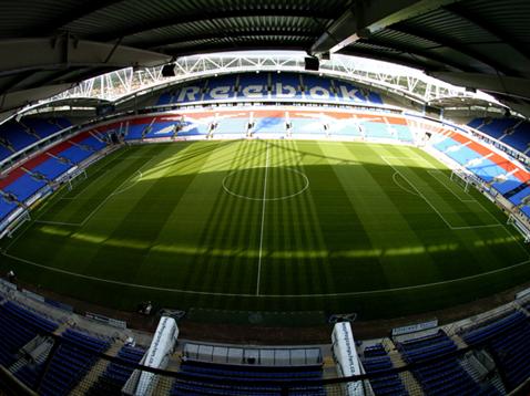 Bolton Wanderers FC Reebok Stadium