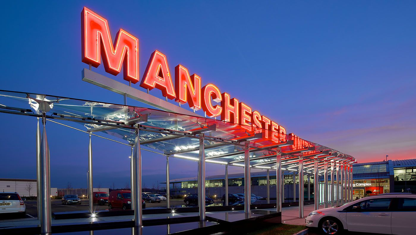 Manchester United Museum - Hannan Associates, MEP experts