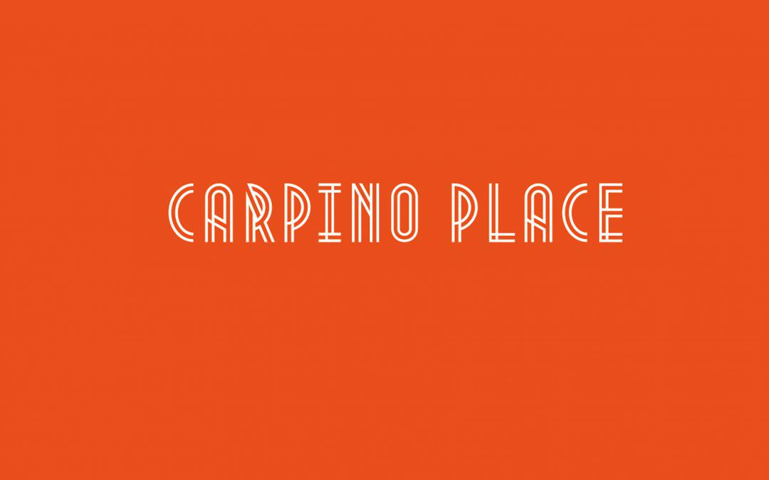 Construction Starts at Carpino Place