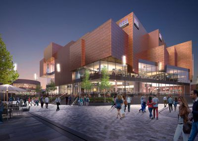 Rochdale Town Centre Redevelopment
