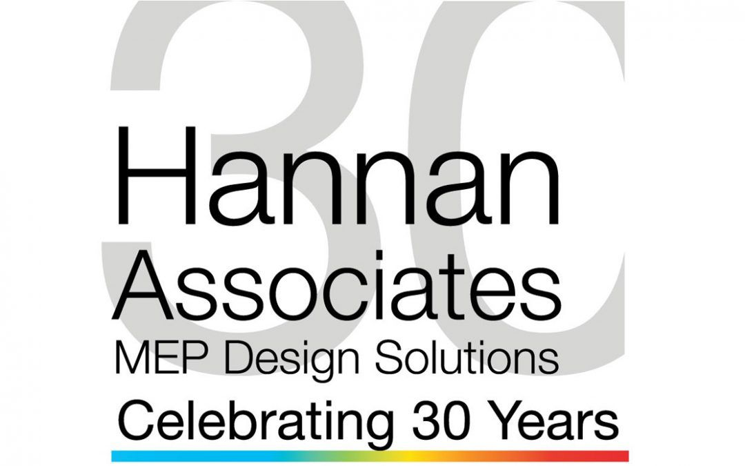 We are celebrating 30 years of Hannan Associates!