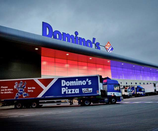 Domino's, Omega Business Park, Warrington