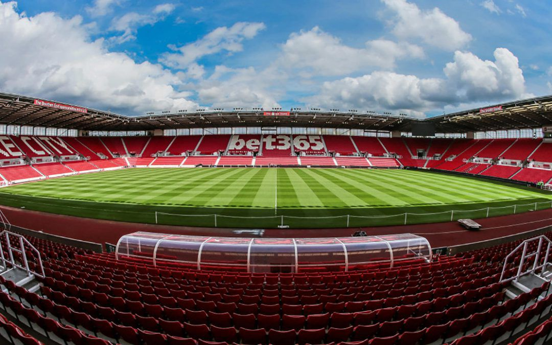 New look for Stoke City
