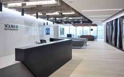 New Office for Squire Patton Boggs