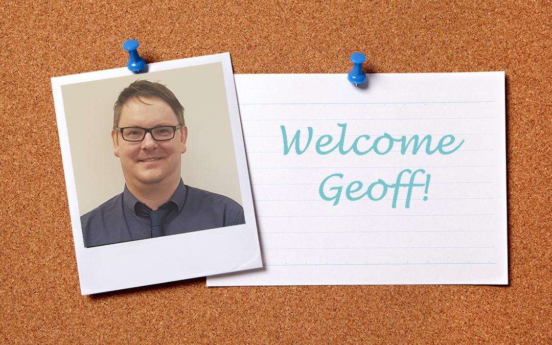 Welcome Geoff Blackburn!