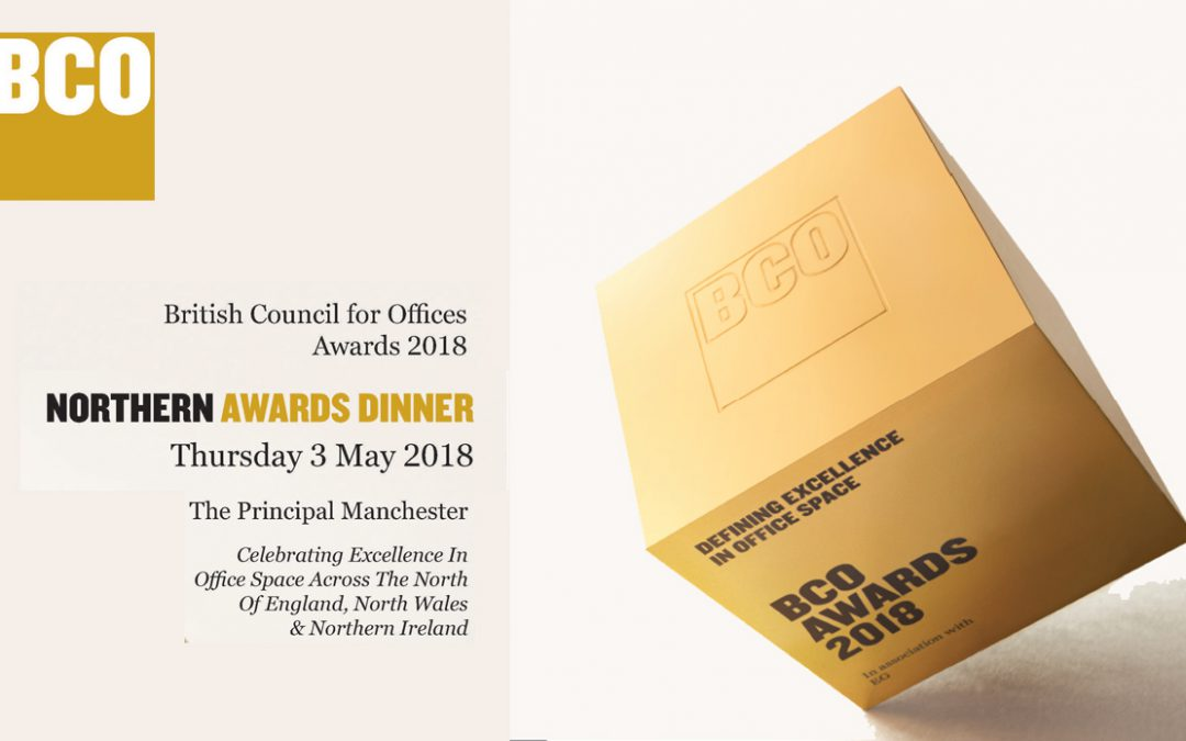 See us at the BCO Awards