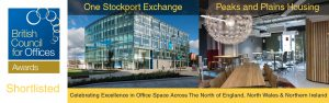 One Stockport Exchange BCO Northern Awards