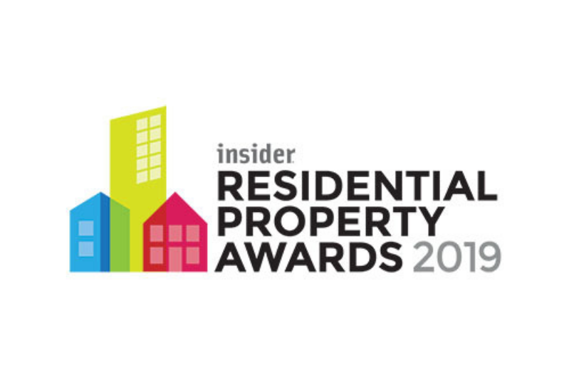 See You at the Insider Residential Awards