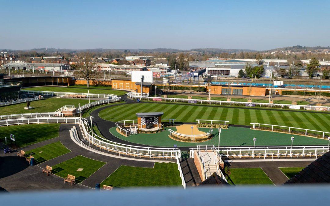 Newbury Racecourse Heartspace Redevelopment Complete