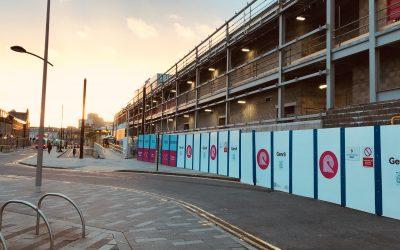 Progress at Rochdale Riverside