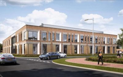 Dow HQ Planning Approved at Cheadle Royal