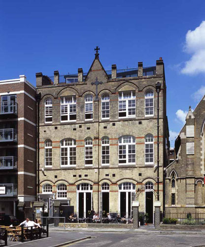 St Monica's Hoxton, London