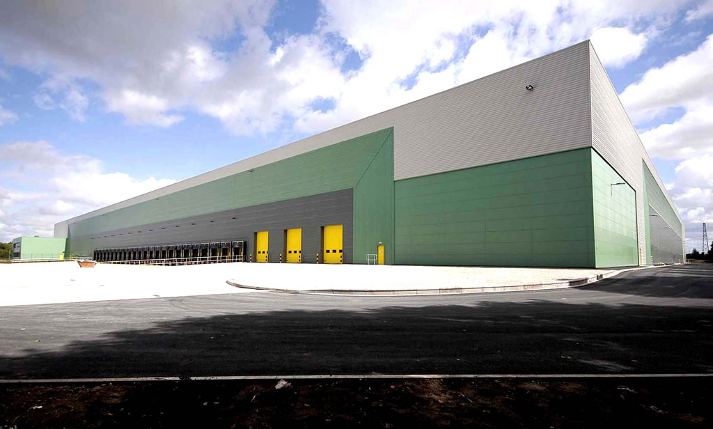Galaxy Distribution Centre, Matalan, Knowsley