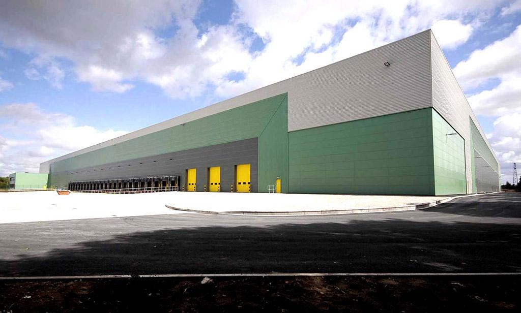 Galaxy Distribution Centre, Matalan, Knowsley