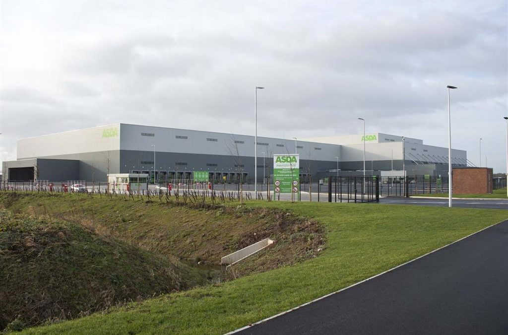Asda, Omega Business Park, Warrington