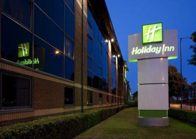 Heathrow Airport Holiday Inn, London