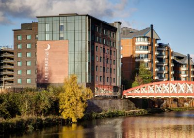 New Bailey Premier Inn, Salford