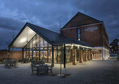 The Lodge, Newbury Racecourse