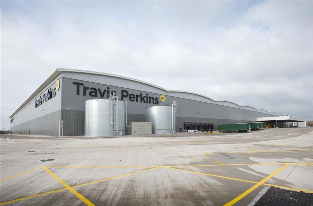 Travis Perkins, Omega Business park, Warrington