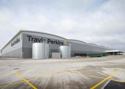 Travis Perkins, Omega Business park, Warrington