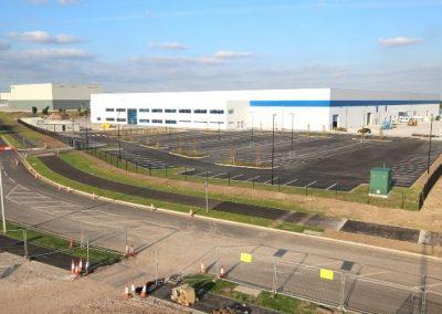 Plastic Omnium, Omega Business Park, Warrington