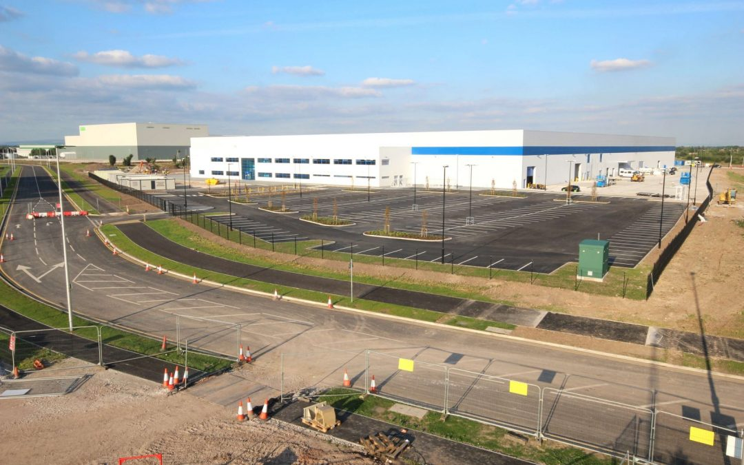 Plastic Omnium, Omega Business Park, Warrington
