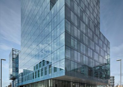 No.1 Spinningfields Fit Out